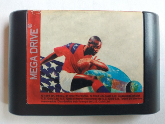 World Cup Usa 94 Original Mega Drive Tectoy
