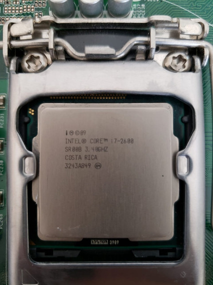 Core I7 2600 3.4ghz