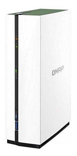 Qnap 1 Bay Nas, Arm Quad Core 1.4ghz, 1gb Ddr4 Ram, 3.5pLG S