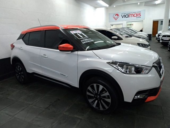 Nissan Kicks Flexstart Sv Limited 4p Xtronic 1.6 16v Flex