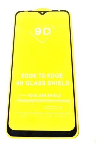 Vidrio Templado 5d 9d Full Moto G8 Play Cubre 100%