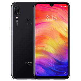 Redmi Note 7 4gb 128gb Version Global Español Sellado Nuevo