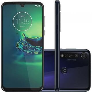 Smartphone Motorola G8 Plus 64gb Top Xt2019 Parcele S/juro