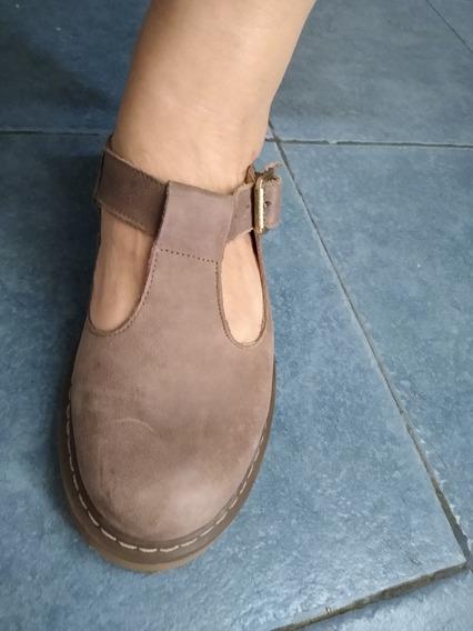 Zapatos Nazaria Tipo Kickers. N°37