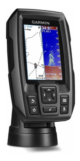 Fish Finder Garmin Striker4 With Gps 3.5 Pulg Sonda Marina