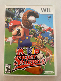 Mario Súper Sluggers Nintendo Wii