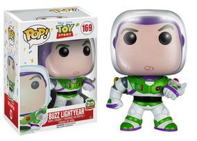 Boneco Toy Story Buzz Lightyear Funko Pop 169 Oferta