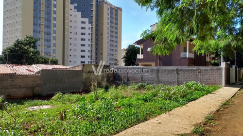 Terreno À Venda Em Parque Rural Fazenda Santa Cândida - Te243546