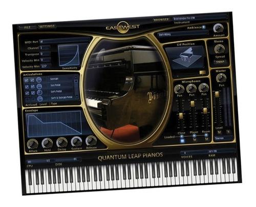 Eastwest Pianos Steinway D Platinum Edition Original
