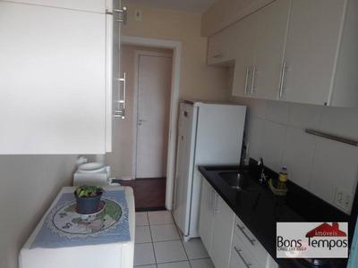 Apartamento Residencial À Venda, Chácara Califórnia, São Paulo. - Ap3606