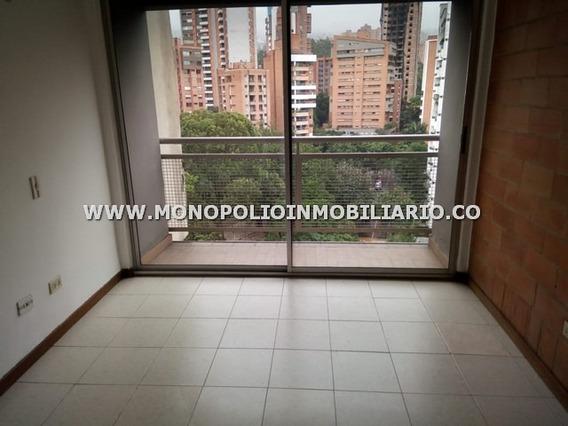 Apartamento En Renta El Poblado Cod: 15123