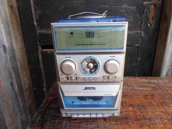 Radio Spaltec Sp-as1050 Para Conserto Ou Pecas Barato