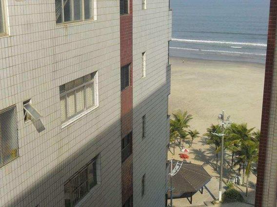 Kitnet Em Vila Guilhermina, Praia Grande/sp De 30m² 1 Quartos À Venda Por R$ 155.000,00 - Kn201471