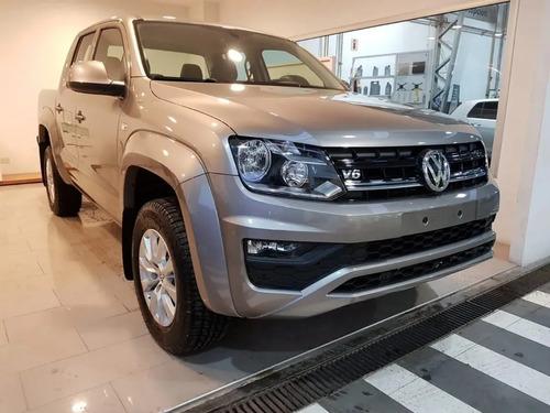 Volkswagen Amarok V6 3.0 Comfortline 4x4 At 258cv 0 Km 2021