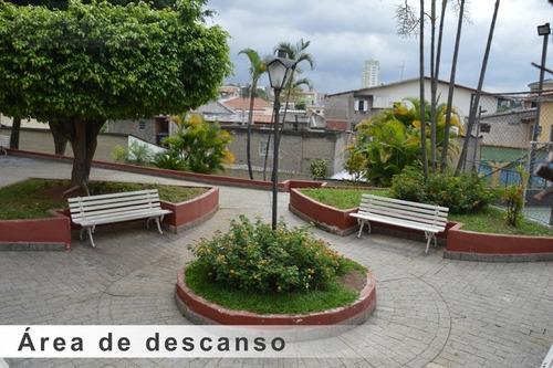 Imagem 1 de 24 de Apartamento Para Venda, 3 Dormitórios, Freguesia Do Ó - São Paulo - 2562