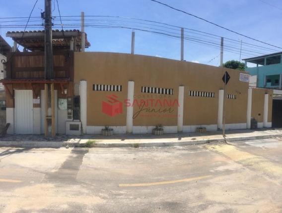 Casa 2/4 Em Jauá, Camaçari. - 93150153