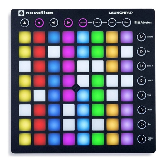 Controlador Novation Launchpad Mk2