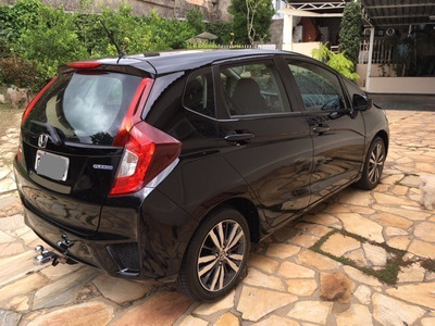 Honda Fit 14/15 Impecavel