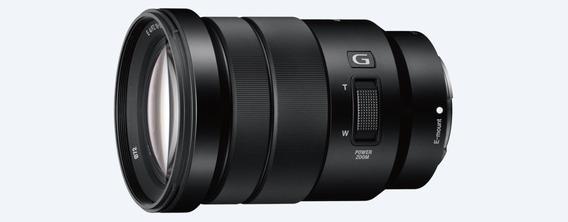 Lente Sony Selp18105g E Pz 18-105 Mm F4 G Oss E-mount + Nf
