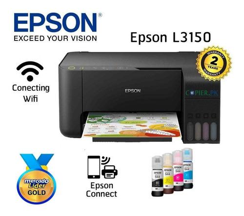 Epson L3150-l4150 Sistema Original Incluye Iva Wifi