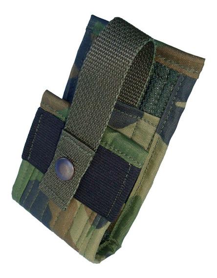 Estuche Porta Radio Handy Sistema Molle/tactico Militar/policial/gendarmeria/seguridad/ideal Chalecos Tacticos