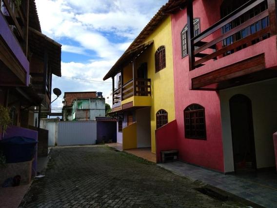 Casa Com 2 Dormitórios À Venda, 65 M² Por R$ 180.000 - Prata - Nova Iguaçu/rj - Ca0231
