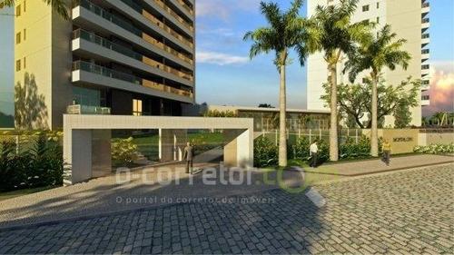 Apartamento À Venda, 177 M² Por R$ 1.243.451,10 - Altiplano - João Pessoa/pb - Ap0107