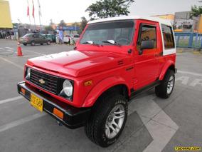 Chevrolet Samurai Gx