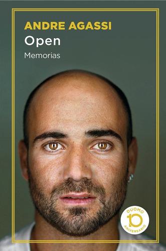 Libro Open Memorias - Andre Agassi