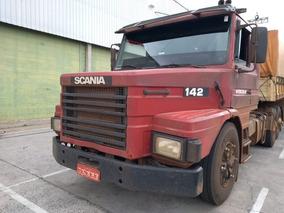 Scania T 142 1988 6x2