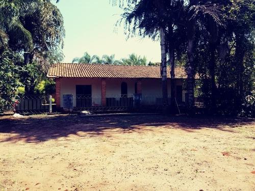 Chacara - Chacara Flora Araraquara - Ref: 370 - V-370