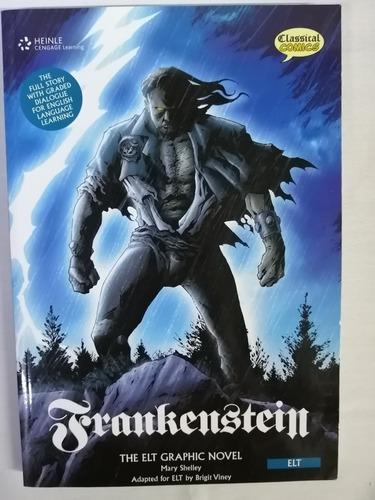 Frankenstein Colección De Novela Gráfica Clásica