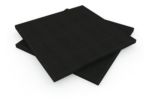 Panel Acústico Fonoabsorbente Lisa Basic 500x500x25mm