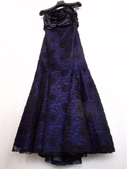 Vestido De Fiesta Noche Elegante, De Marca, Graduación, Boda
