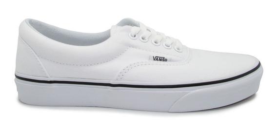 Tenis Vans Era Classic Vn-0ewzw00 White Blanco Unisex