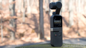 Dji Osmo Pocket 4k 2.600 A Vista