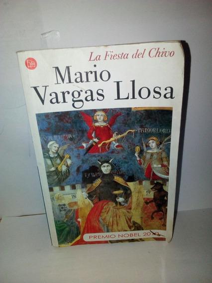 La Fiesta Del Chivo, Mario Vargas Llosa, Punto De Lectura