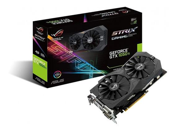 Asus Geforce Strix Gtx 1050 Ti 4gb Gddr5