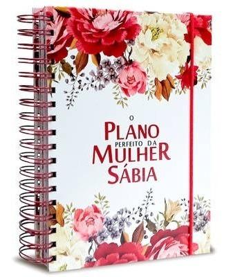 O Plano Perfeito Da Mulher Sábia - Branco (planner) - Agenda