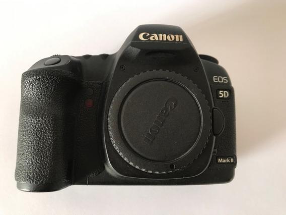 Câmera Canon 5d Mark Ii Só Corpo Usada