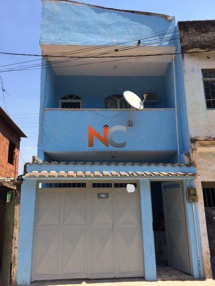 Casa Com 3 Dorms, Parque Analândia, São João De Meriti - R$ 150 Mil, Cod: 697 - V697