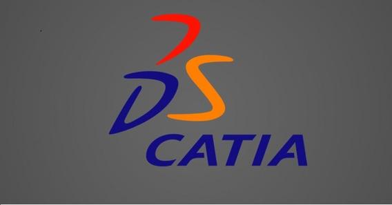 Aprenda Catia V5 Basico Ao Avancado 212 Aulas Em Hd