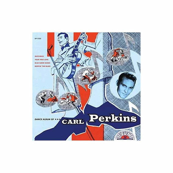 Perkins Carl Dance Album Of Carl Perkins Usa Lp Vinilo
