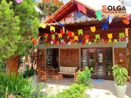 Imagem 1 de 30 de Casa Em Condomínio, À Venda - Gravatá/pe - Vl0029