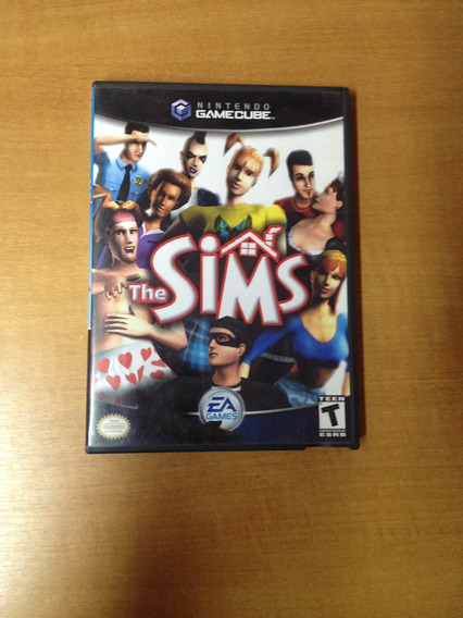 Game Cube The Sims