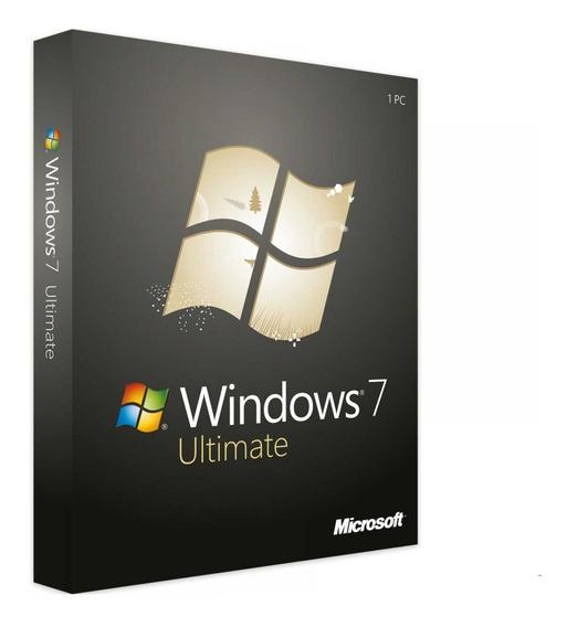 chave de ativação do windows 7 ultimate 64 bits 2018
