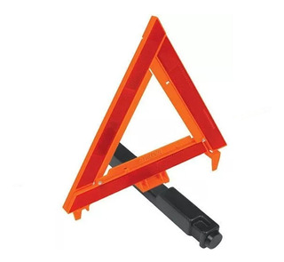 Triángulo Seguridad Plegable 29cm Truper 10943