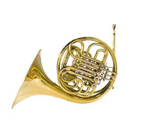 Trompa Laqueada Dupla Afinação F E Bb - Bfh-1l - Benson