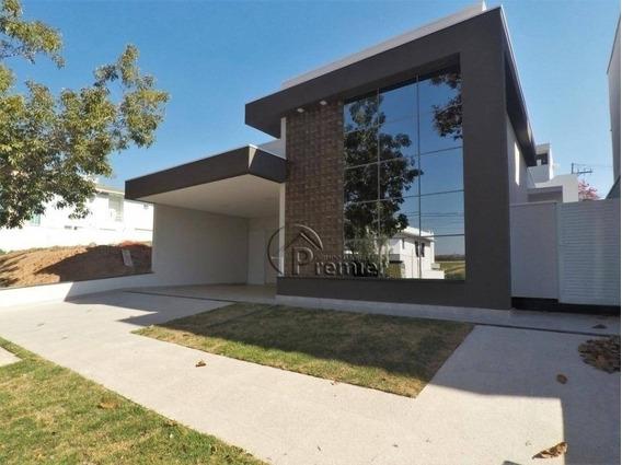Casa Com 3 Dormitórios À Venda, 170 M² Por R$ 790.000 - Jardim Reserva Bom Vive - Indaiatuba/sp - Ca1790
