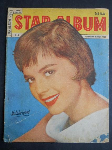 Revista Star Album - Numero 7 -1958 - Natalie Wood
